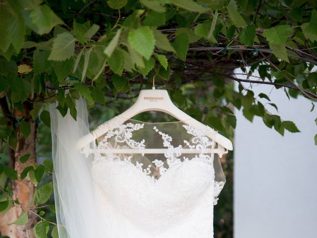 Shelby and Nick's wedding in Summerland, British Columbia 4