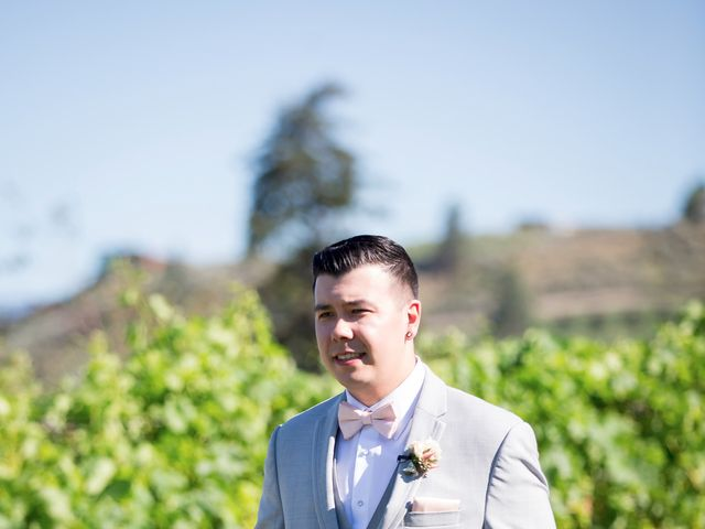 Shelby and Nick's wedding in Summerland, British Columbia 19