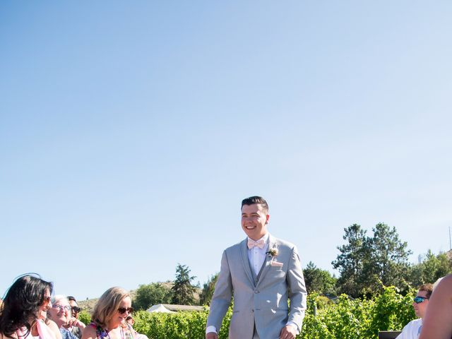 Shelby and Nick's wedding in Summerland, British Columbia 20