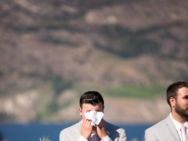 Shelby and Nick's wedding in Summerland, British Columbia 24