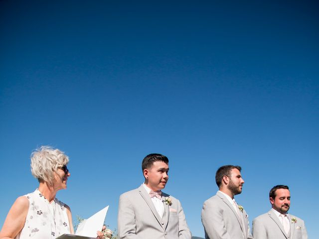 Shelby and Nick's wedding in Summerland, British Columbia 27