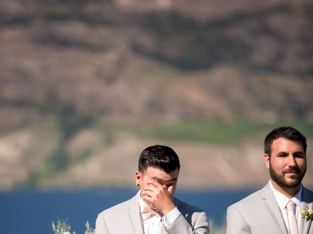 Shelby and Nick's wedding in Summerland, British Columbia 28