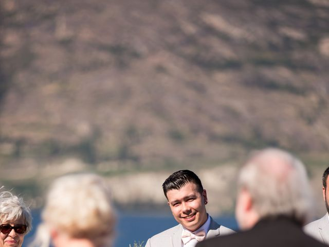 Shelby and Nick's wedding in Summerland, British Columbia 29