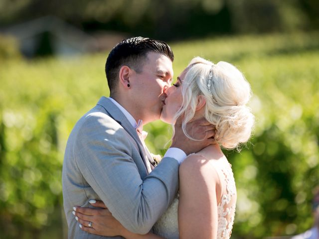 Shelby and Nick's wedding in Summerland, British Columbia 42