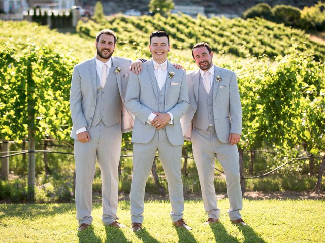 Shelby and Nick's wedding in Summerland, British Columbia 47