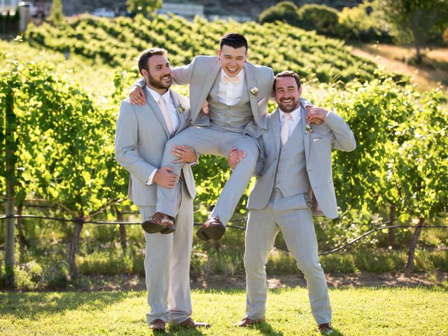 Shelby and Nick's wedding in Summerland, British Columbia 48