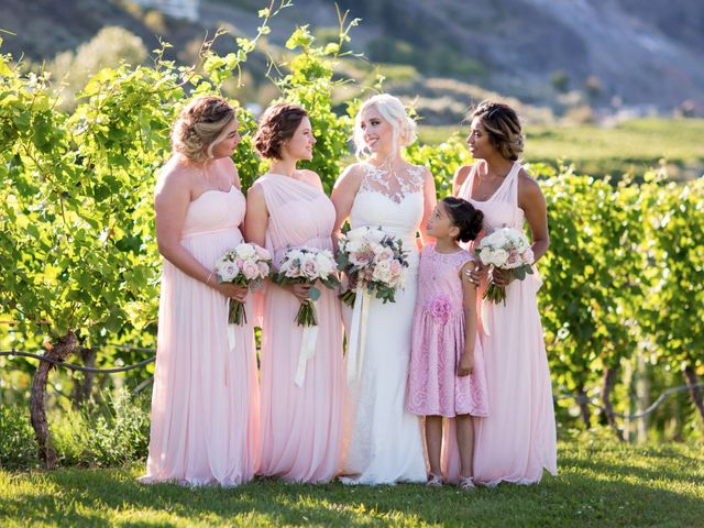 Shelby and Nick's wedding in Summerland, British Columbia 49