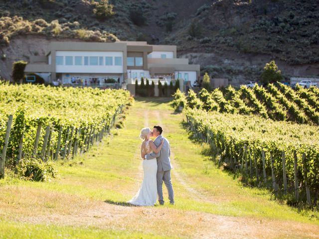 Shelby and Nick's wedding in Summerland, British Columbia 54