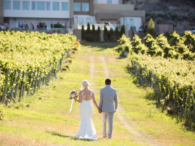 Shelby and Nick's wedding in Summerland, British Columbia 55