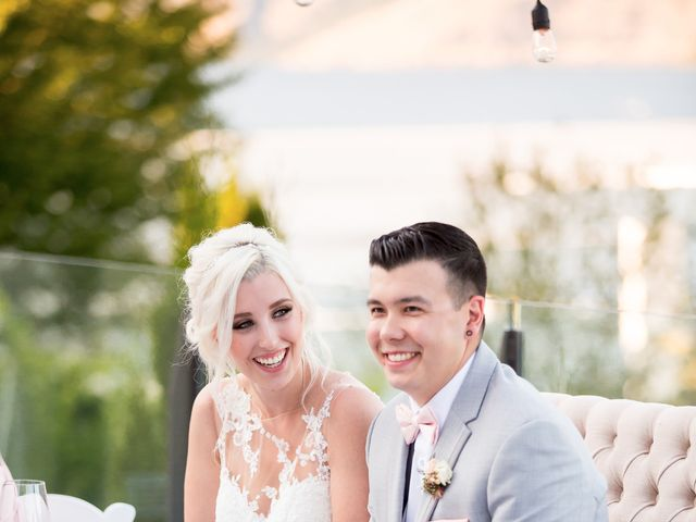 Shelby and Nick's wedding in Summerland, British Columbia 65