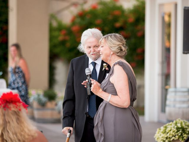 Shelby and Nick's wedding in Summerland, British Columbia 76