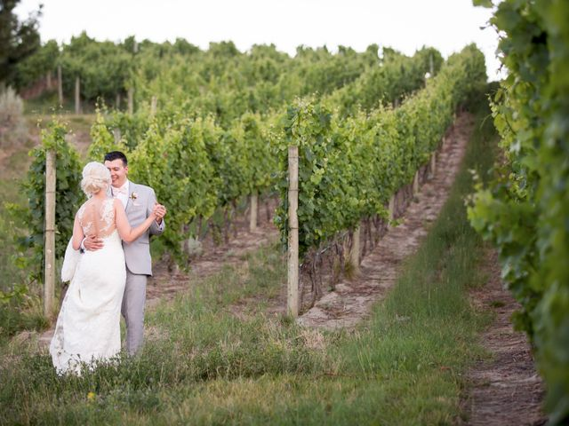 Shelby and Nick's wedding in Summerland, British Columbia 85