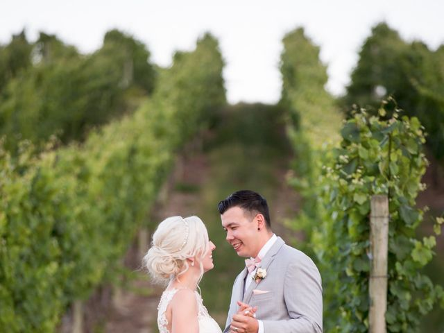 Shelby and Nick's wedding in Summerland, British Columbia 88