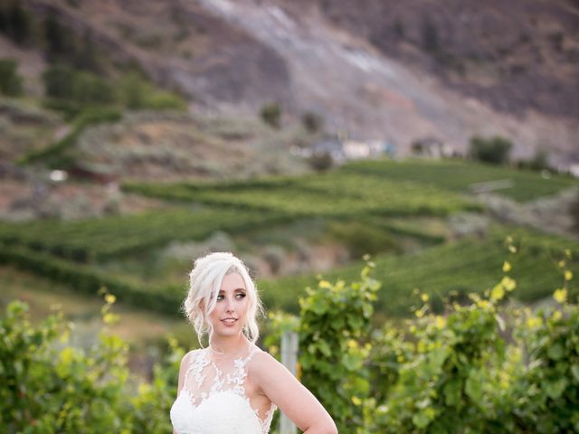 Shelby and Nick's wedding in Summerland, British Columbia 89