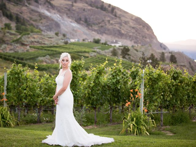 Shelby and Nick's wedding in Summerland, British Columbia 90
