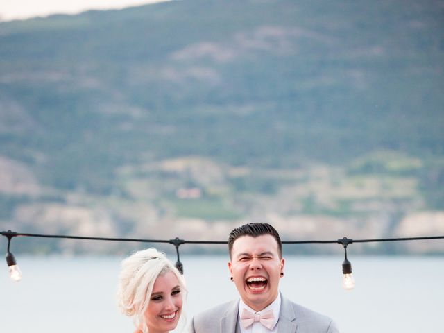 Shelby and Nick's wedding in Summerland, British Columbia 101