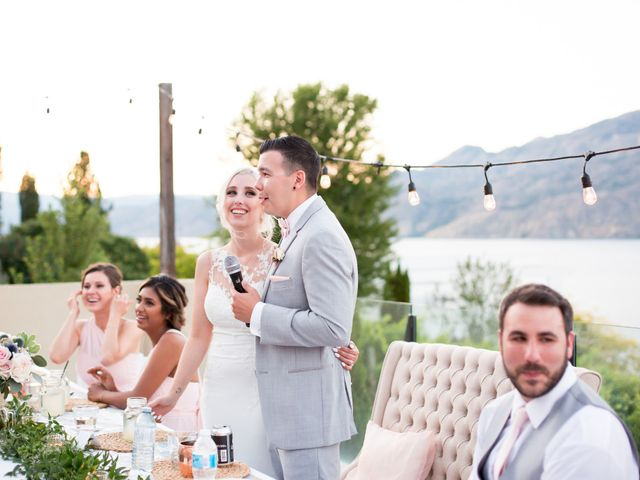 Shelby and Nick's wedding in Summerland, British Columbia 103