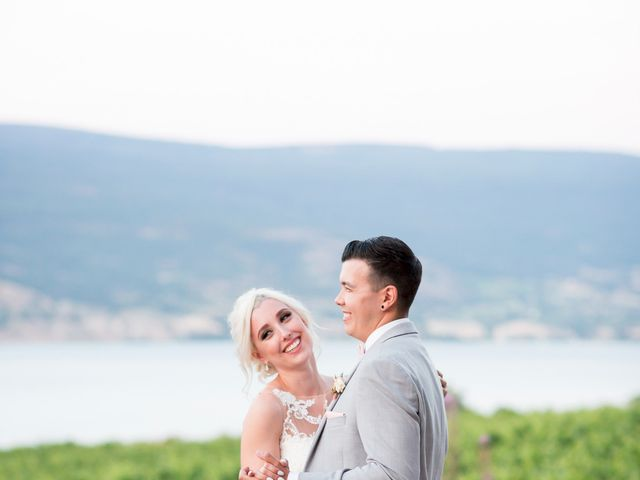 Shelby and Nick's wedding in Summerland, British Columbia 104