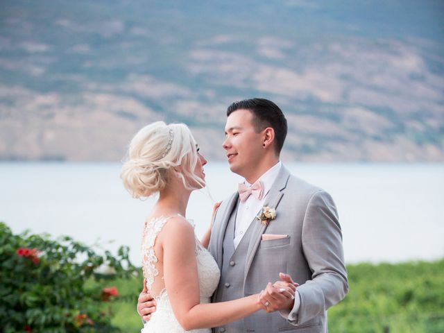 Shelby and Nick's wedding in Summerland, British Columbia 105