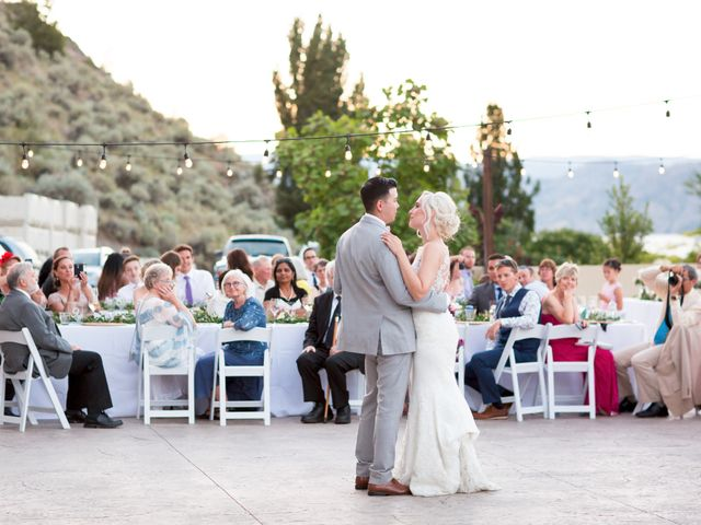 Shelby and Nick's wedding in Summerland, British Columbia 106