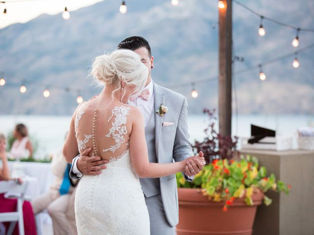 Shelby and Nick's wedding in Summerland, British Columbia 107