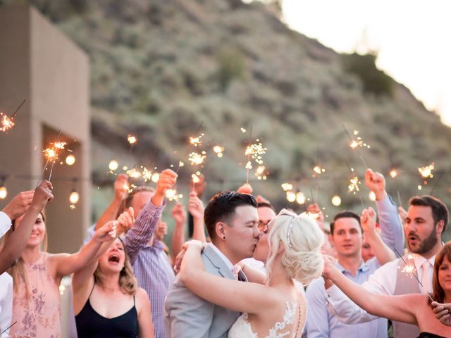 Shelby and Nick's wedding in Summerland, British Columbia 110