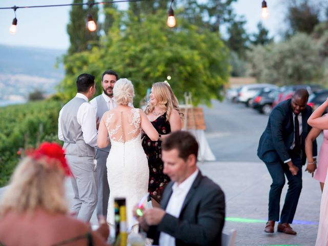 Shelby and Nick's wedding in Summerland, British Columbia 112