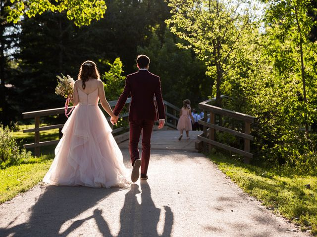 Austin and Payton's wedding in Calgary, Alberta 10