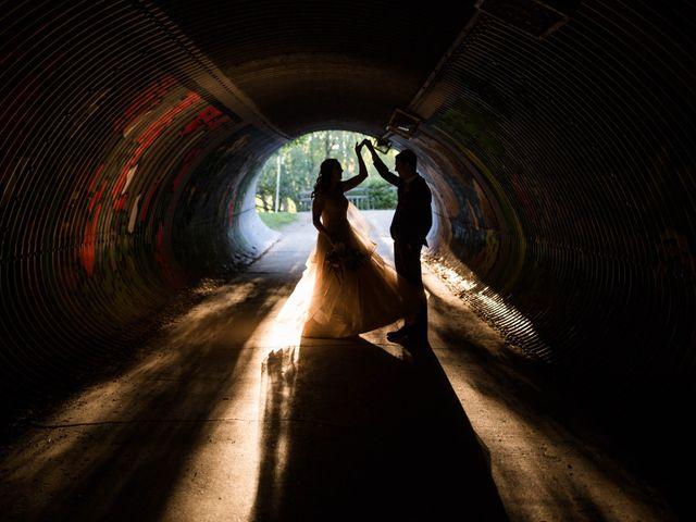 Austin and Payton's wedding in Calgary, Alberta 1