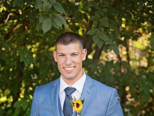 Trevor and Brittany's wedding in Belle Ewart, Ontario 4