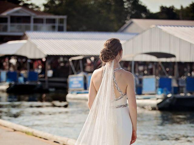 Trevor and Brittany's wedding in Belle Ewart, Ontario 5