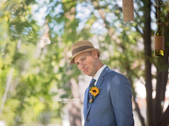 Trevor and Brittany's wedding in Belle Ewart, Ontario 13