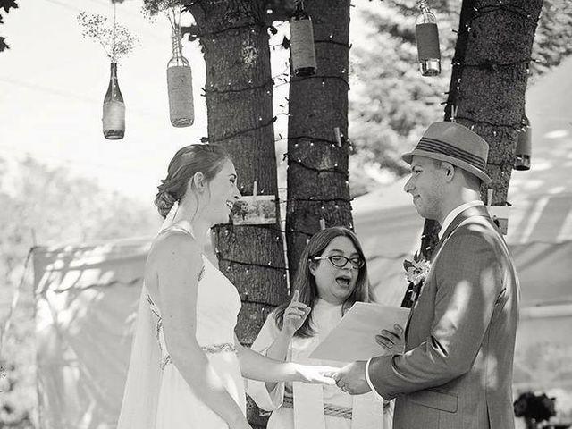 Trevor and Brittany's wedding in Belle Ewart, Ontario 18