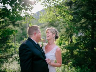 The wedding of Barb and Dean