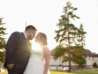 The wedding of Melanie and Adam 2