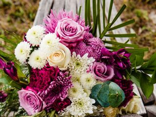The wedding of Sara and Shaun 1