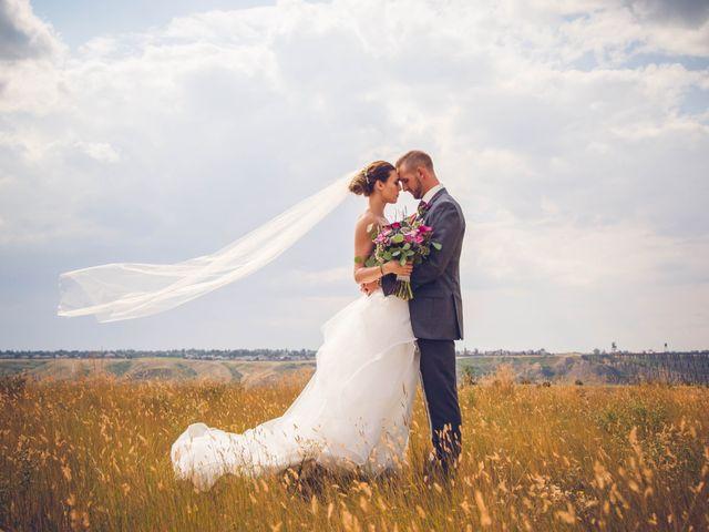 The wedding of Tessa and Zac