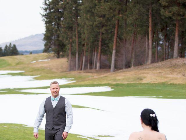 Leanna and David's wedding in Kelowna, British Columbia 6