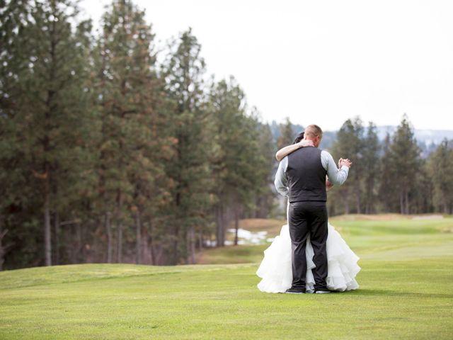 Leanna and David's wedding in Kelowna, British Columbia 13