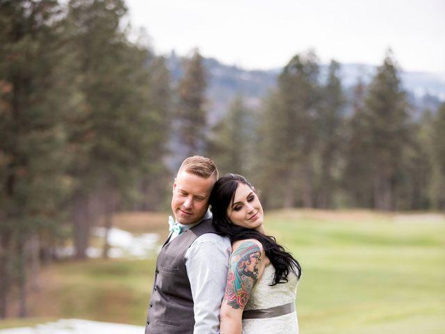 Leanna and David's wedding in Kelowna, British Columbia 15