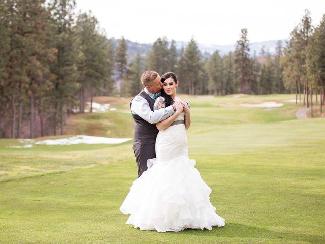 Leanna and David's wedding in Kelowna, British Columbia 17