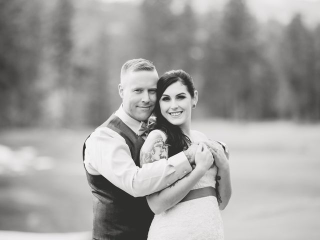 Leanna and David's wedding in Kelowna, British Columbia 18