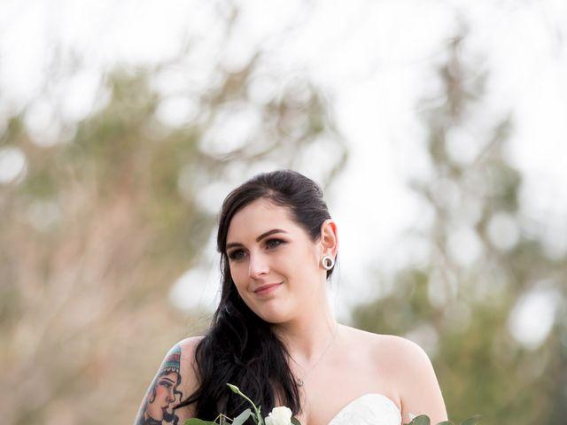 Leanna and David's wedding in Kelowna, British Columbia 1