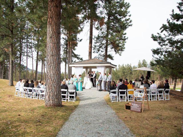 Leanna and David's wedding in Kelowna, British Columbia 25