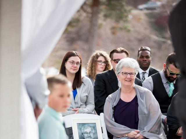 Leanna and David's wedding in Kelowna, British Columbia 28