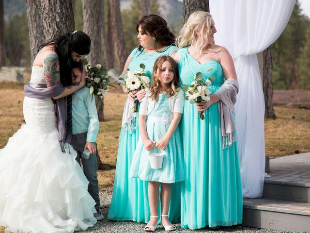 Leanna and David's wedding in Kelowna, British Columbia 31