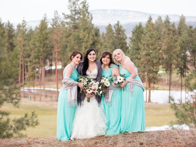 Leanna and David's wedding in Kelowna, British Columbia 35