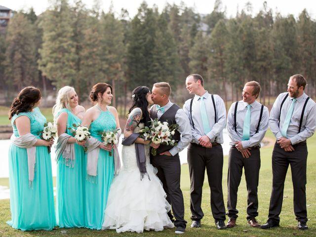 Leanna and David's wedding in Kelowna, British Columbia 37