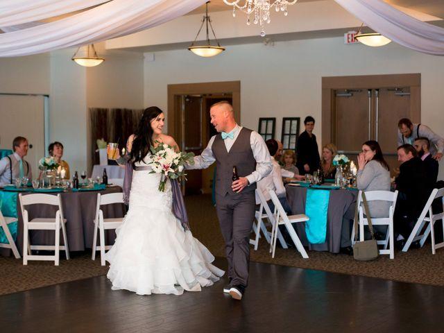 Leanna and David's wedding in Kelowna, British Columbia 40