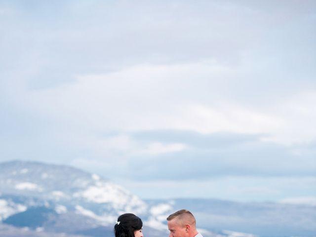 Leanna and David's wedding in Kelowna, British Columbia 53